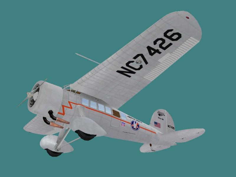 Lockheed Vega 1