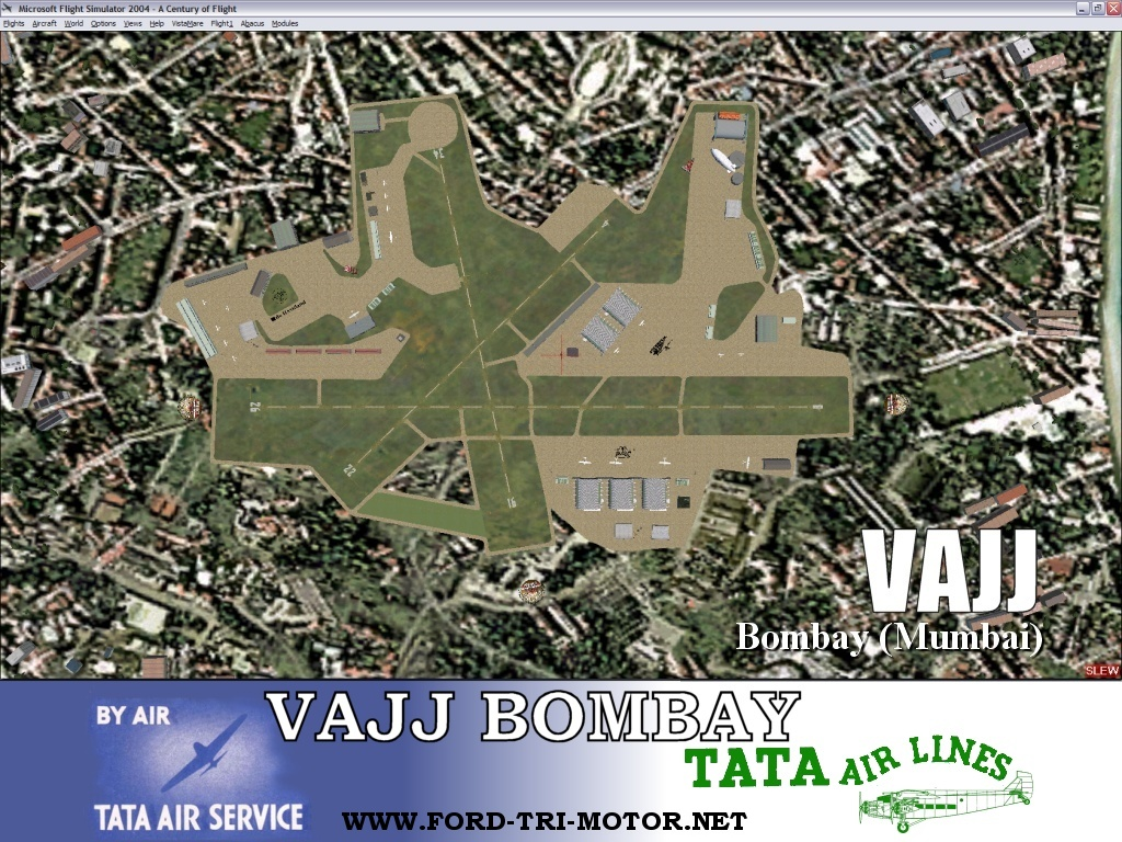 Scenery part 3 other routes 7 additional india airfields nagpur indore jodhpur delhi cawnpore alahabad calcutta plus enhancement to bombay chennai
